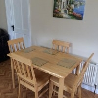 4 person apartment for rent in lahinch