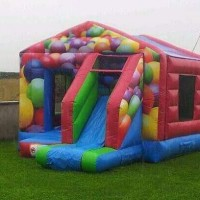 Bouncing castle rent