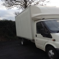 Man and van cork 0868707844