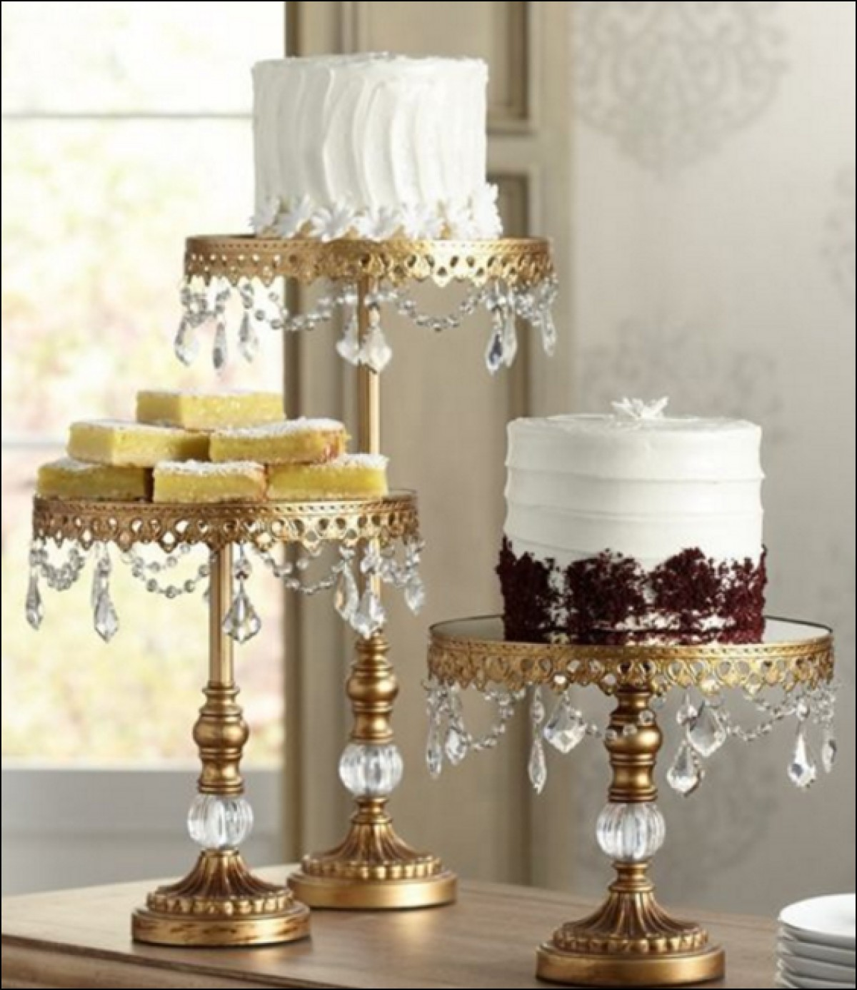 cake stands hire / rent - equipment - dublin 6 - rentmystuff.ie